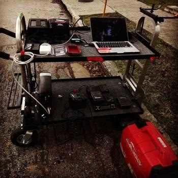 Rent FilmTools Camera Assistant Cart Junior