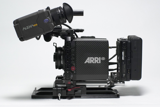 Alexa mini arri antagonist camera rental rent los angeles
