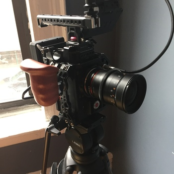 Rent RED Epic Dragon 6K ready to shoot