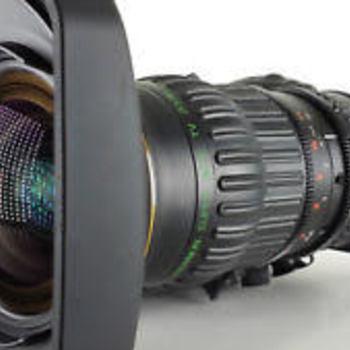 Rent Fujinon 13x4.5mm Wide Angle HD BERM Lens w/ 2x