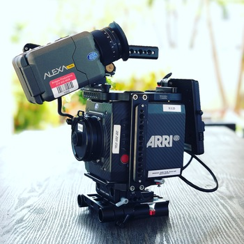 Rent ARRI Alexa Mini,  4:3 license for Anamorphics.