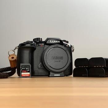 Rent GH5S Canon 70-200mm Zoom Lens Kit
