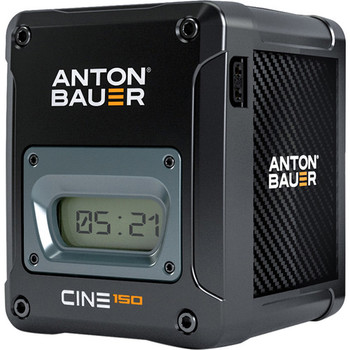 Rent 4x Anton Bauer Cine 150 Batteries - Gold Mount