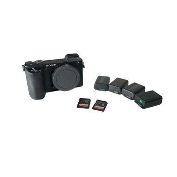 Rent Sony Alpha A6500 Mirrorless Digital Camera