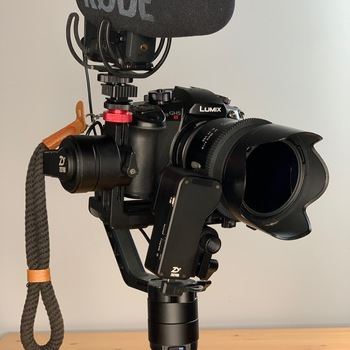 Rent GH5s + Lens + Zhiyun Crane 2 Camera Package