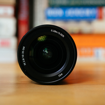 Rent 16-35mm 2.8 Sony E-Mount G Master