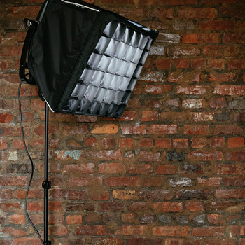Rent Astra 4x Bi-Color LED Panel w/ Softbox ,Egg crate, 2 ANTON BAUER BATTS