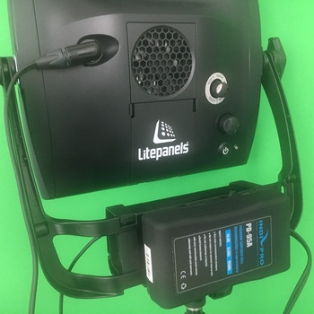 Rent Astra 6X Lite Panel with 2 Batteries and a Charger