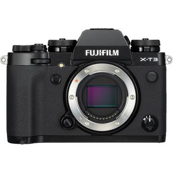 Rent Fuji X-T3 with 18X55 Lens