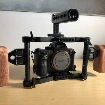 Rent SmallRig Versagrame Camera Cage for Panasonic GH Series and Sony Alpha Series