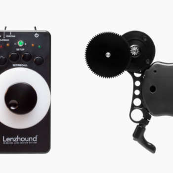 Rent Lenzhound Cine Wireless Follow Focus Kit