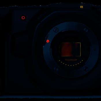 Rent Blackmagic Design Pocket Cinema Camera 4K with EF-Mount Speedbooster