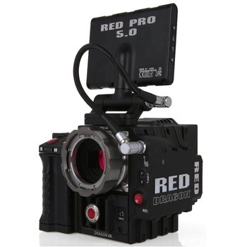 Rent RED Dragon 6K- Run & Gun  Package