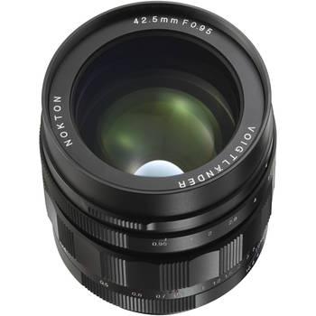 Rent Voigtlander 42.5mm Lens