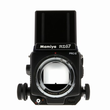 Rent MAMIYA RZ67 PRO II + 50mm + 110mm + 2 X 120FILM BACKS + AE PRISM + POLAROID BACK