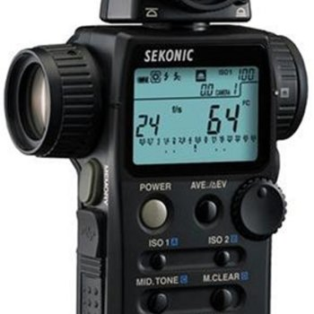 Rent Sekonic L-758CINE-U DigitalMaster Light Meter