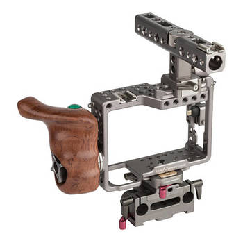 Rent Tilta ES-T17-A Handheld Camera Cage Rig for Sony a7, a7ii series - a7sii, a7rii, a7ii, a7s, a7r, a7