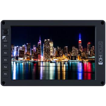 "Rent 2 Monitor Bundle - SmallHD 702 OLED 7"" &  SmallHD 702 Lite 7"" Monitor Kit"