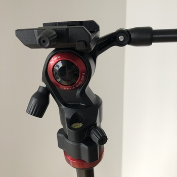 Rent Manfrotto BeFree Compact Travel Carbon Fiber Tripod