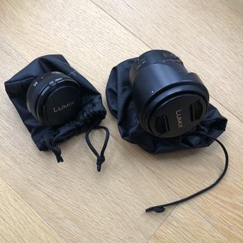 Rent Panasonic LUMIX Lenses (G 20mm f 1.7 II & G 14-140mm  f3.5-5.6 )