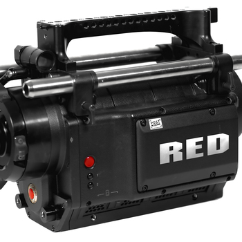 Rent RED ONE MX 4.5K Cinema Camera with PL Mount, Batteries & Media.