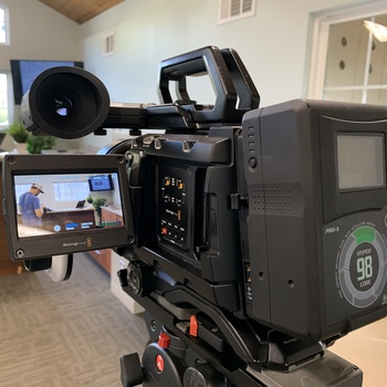 Rent URSA Mini Pro 4.6K EF/PL Camera Package with TLS Cooke Lenses