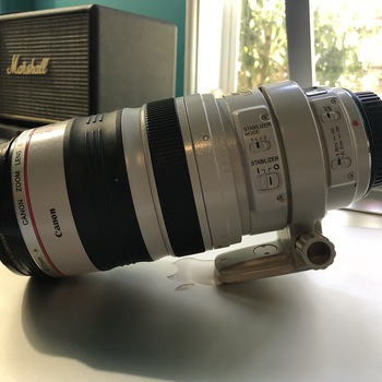 Rent Canon 100-400mm L Series. Awesome zoom with case.