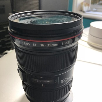Rent Canon lens EF 16-35mm f/2.8 L Series USM