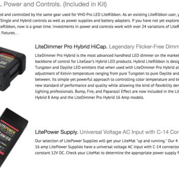 Rent LiteMat 4 (S2) Hybrid Complete Kit
