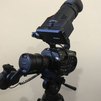 Rent PXW-FS7 Camera Kit with Lenses and Accessories