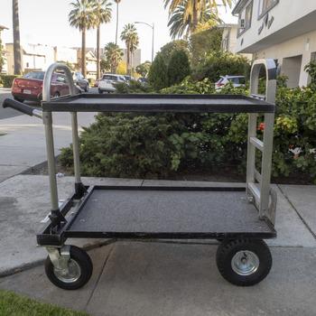 """Rent Magliner Jr. 24 x 36"""" Converted Camera Cart"""