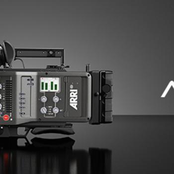 Rent ARRI Amira Premium 4K Camera + Canon 17-120 Zoom Lens Camera Package
