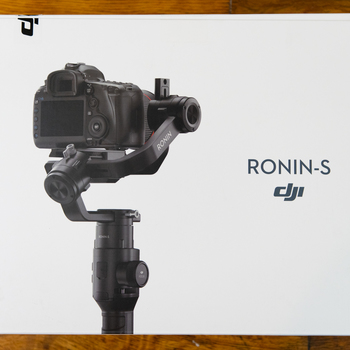 Rent DJI Ronin-S Gimbal with Carrying Case