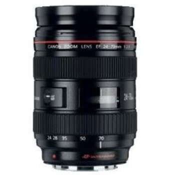 Rent Canon 24-70mm f/2.8L EF L-Series Zoom Lens USM