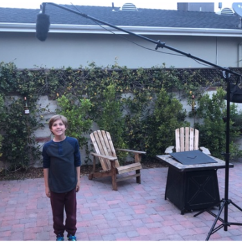 Rent Light Stand, 3-in-1 Boom LIGHT OR SHOTGUN MIC stand