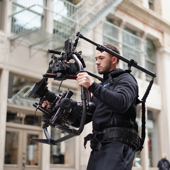 "Rent DJI Ronin 2 + ReadyRig + Atomos 7"" Monitor + Teradek Bolt 500 + DJI Follow Focus"
