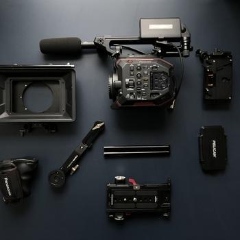 Rent Panasonic AU-EVA1 Kit PL or EF