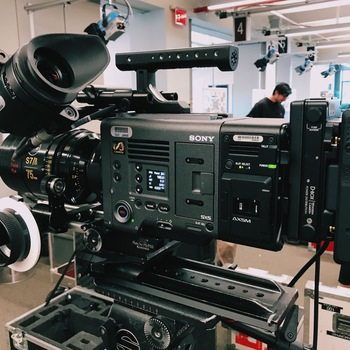 Rent SONY VENICE w/ R7 recorder and media, Anamorphic and LF licenses