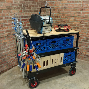 Rent Milk Crate/ Apple Box/Stand Cart