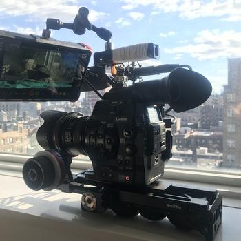 Rent Canon C300 Mark I Pro Kit