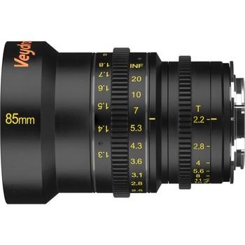 Rent Veydra 85mm T2.2 Mini Prime Lens
