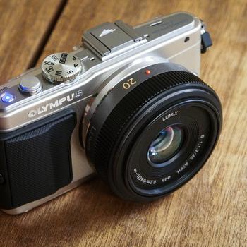 Rent Panasonic 20mm f/ 1.7 MFT