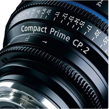 Rent Zeiss CP2 18mm t3.6 lens handled with care