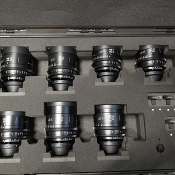 Rent [7 Lens Kit] Sigma FF Prime Cinema Lens Kit