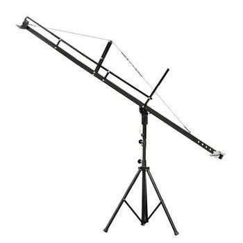 Rent Proaim 12ft Jib Arm with Jib Stand + Pan Tilt Head + Monitor