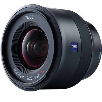 Rent Zeiss Batis 25mm f/2 Lens for Sony E Mount