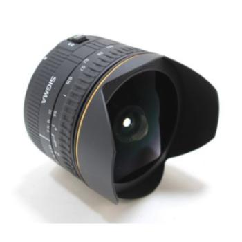 Rent Fisheye Lens for Full Frame or Crop Sensor Canon Mount