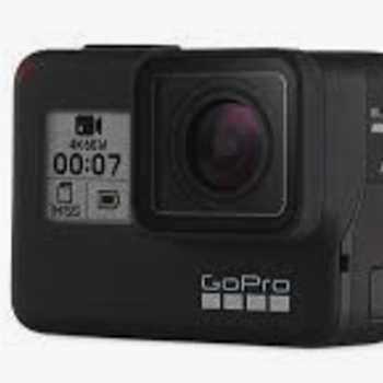 Rent GoPro HERO7 Black — Waterproof Digital Action Camera with Touch Screen 4K HD Video 12MP Photos Live Streaming Stabilization