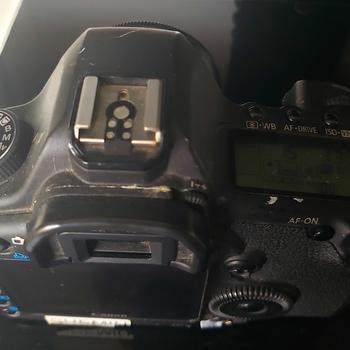 Rent Canon 5D Mark II for retro look (circa 2011-2014)