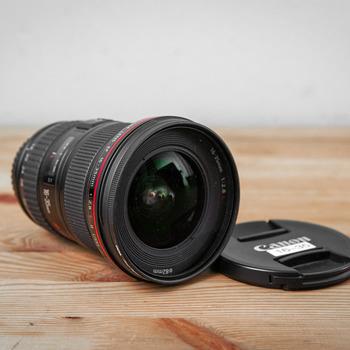 Rent Canon EF 16-35mm f/2.8L II USM zoom Lens
